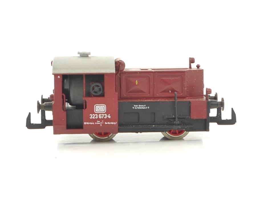 E320a Arnold N 2065 Diesellok Köf II BR 323 673-4 DB