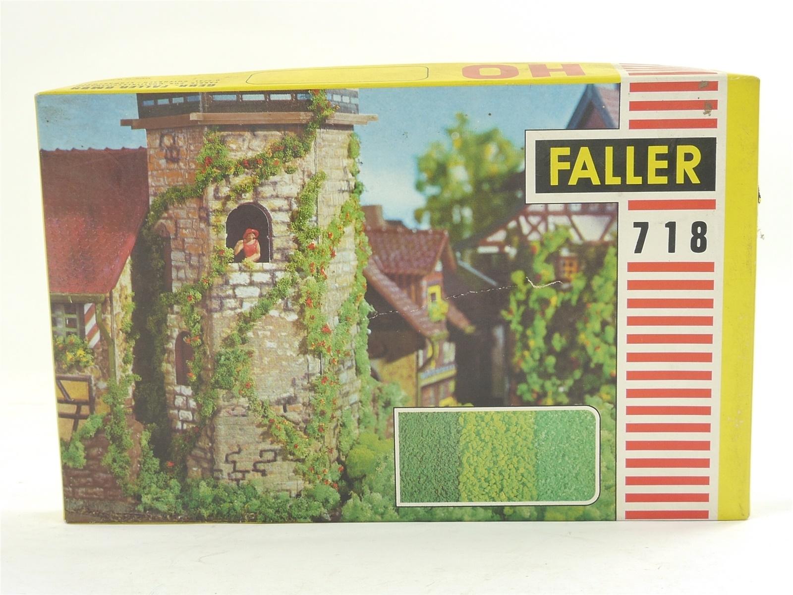 E235 Faller H0 718 Landschaftsbau Beflockung *NEU*
