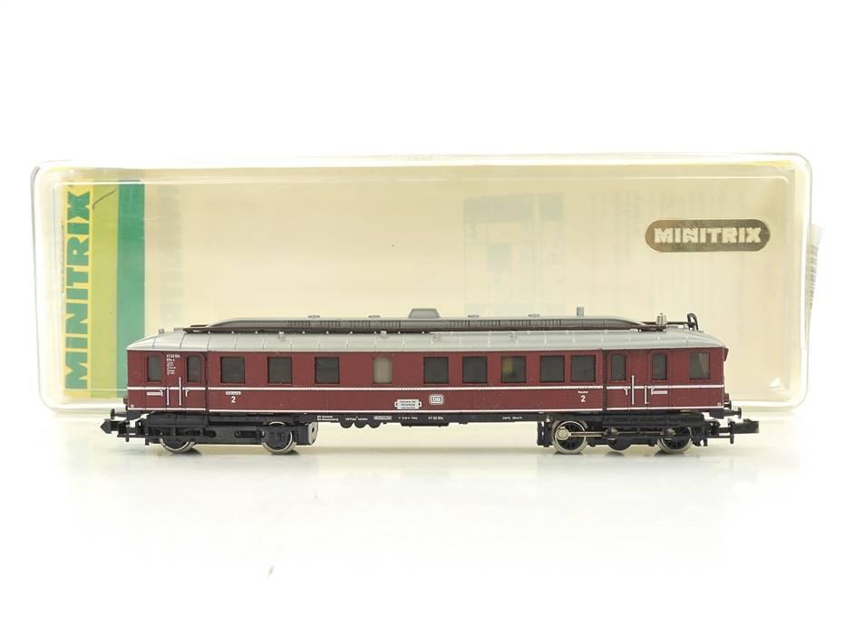E326 Minitrix N 2096 Diesel-Triebwagen BR VT 62.9 DB