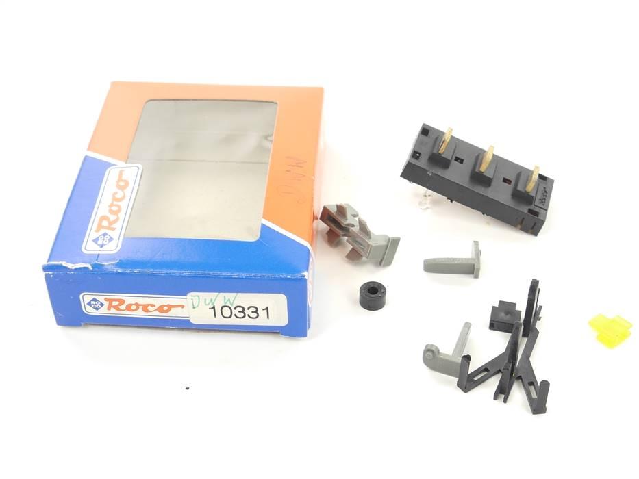 E163 Roco H0 10337 Gleisbildstellwerk Funktionssymol Dreiwegweiche