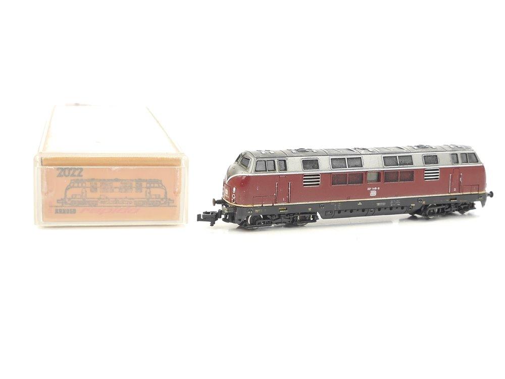 E277 Arnold N 2022 Diesellok BR 221 148-0 DB