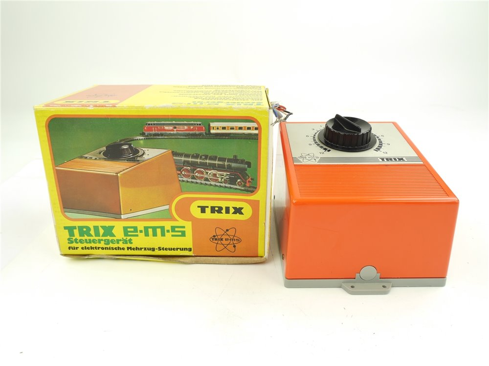 E151 Trix 56 5502 00 Steuergerät für elektron. Mehrzug-Steuerung E.M.S *Note 2*
