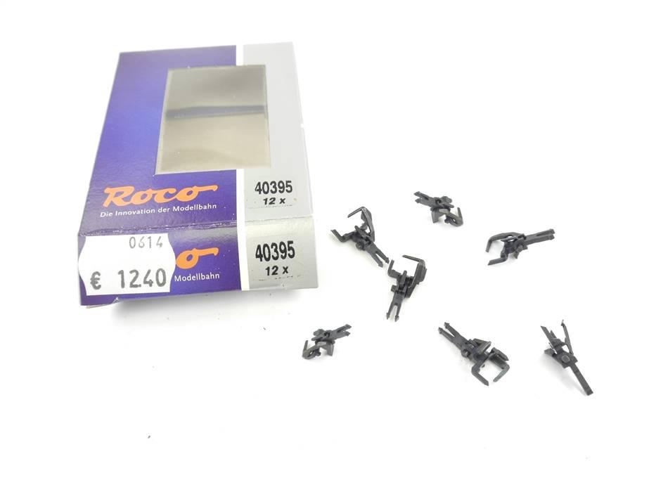 E288 Roco H0 40395 7x Ersatzteil Zubehör Kupplung für NEM-Schacht *TOP*