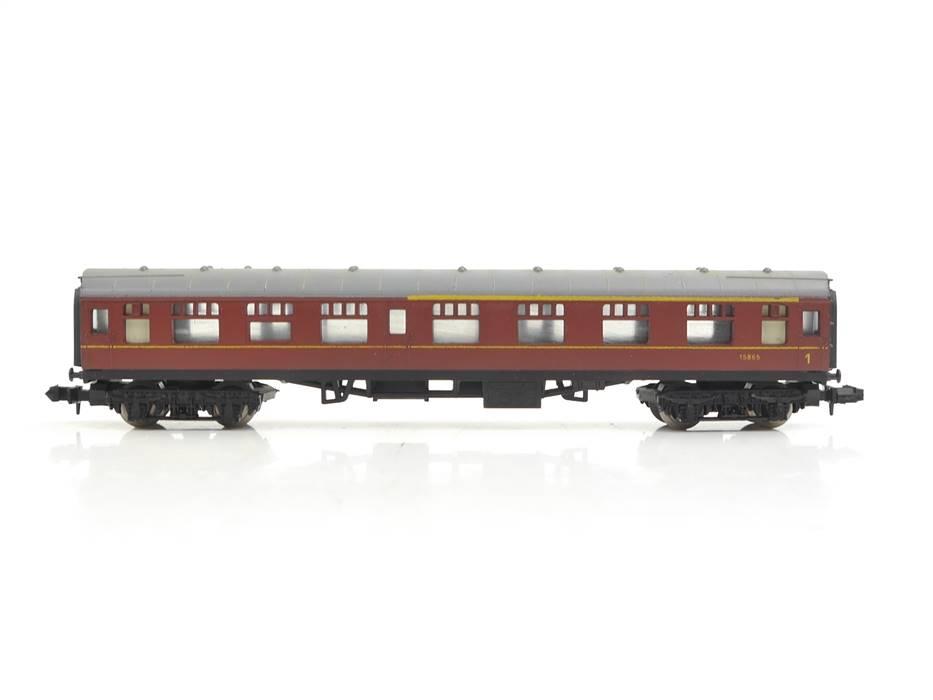 E315 Lima N Personenwagen 15865 1.Kl. BR British Railways