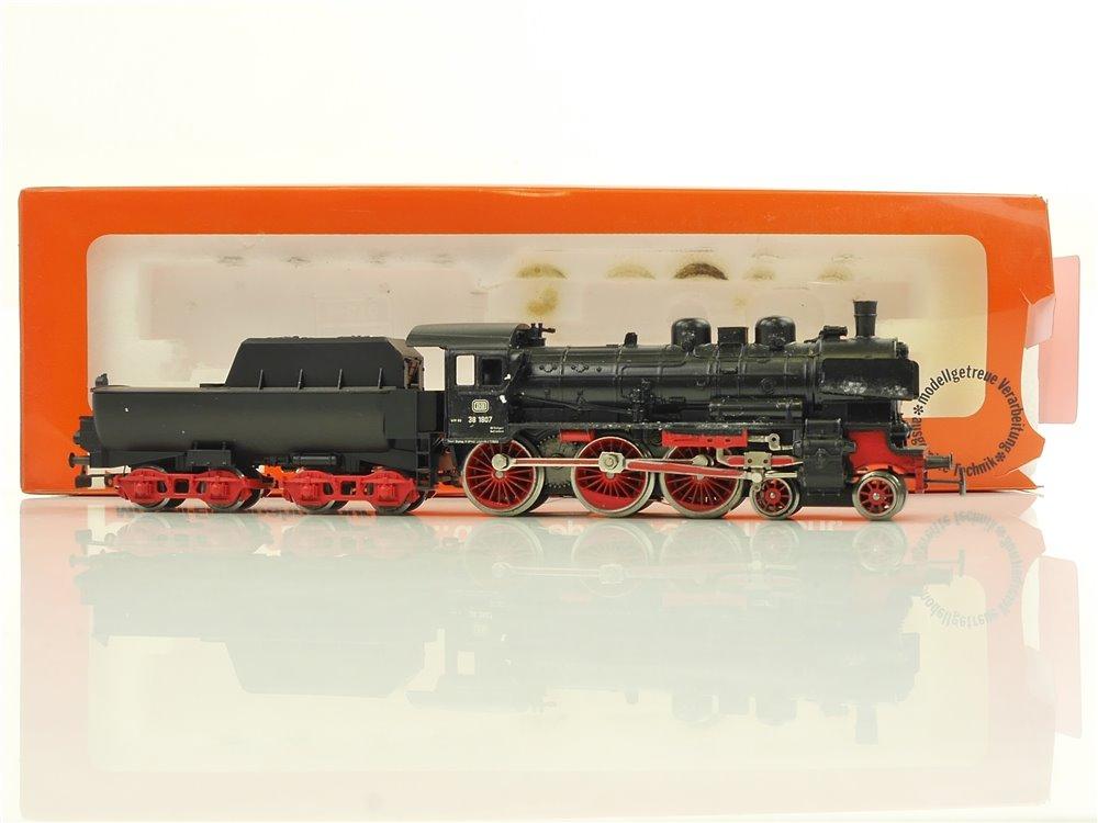 E254 Primex H0 3010 Dampflok mit Wannentender BR 38 1807 DB