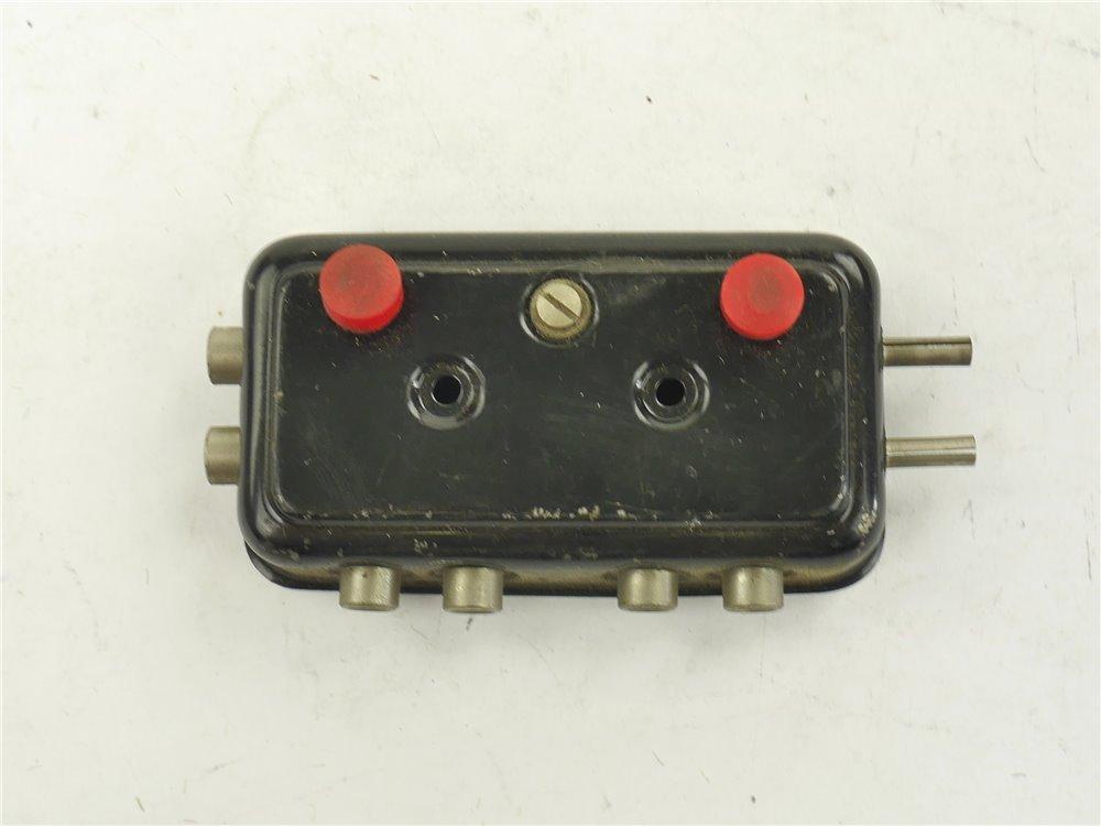 E263 Märklin Spur 0 / 1 13722 Zubehör kleine Tasterplatte Stellplatte