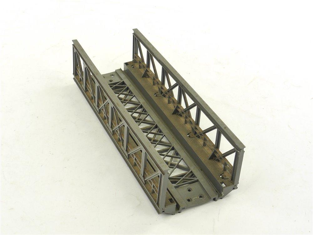 E261 Märklin H0 7262 Brücke Kastenbrücke gerade f. K+M-Gleis / 180 mm *Note 3-4*