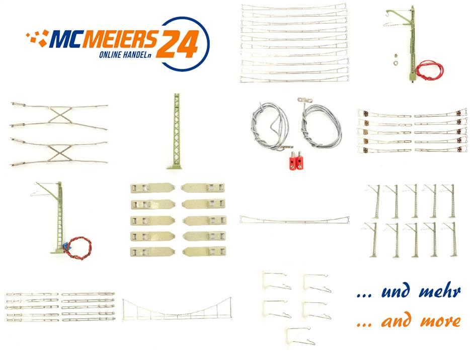 Märklin H0 Oberleitungen für M-Gleis und K-Gleis   div. Varianten *Note 3*