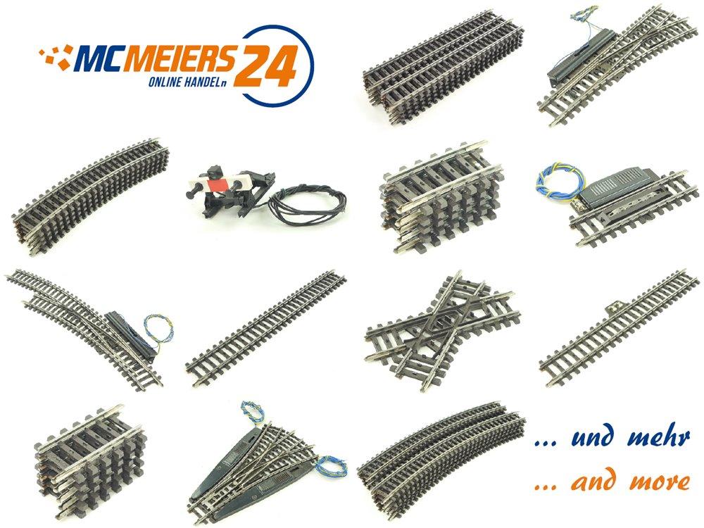 Märklin H0 Gleismaterial K-Gleis Vollprofil | diverse Varianten | *Note 3*
