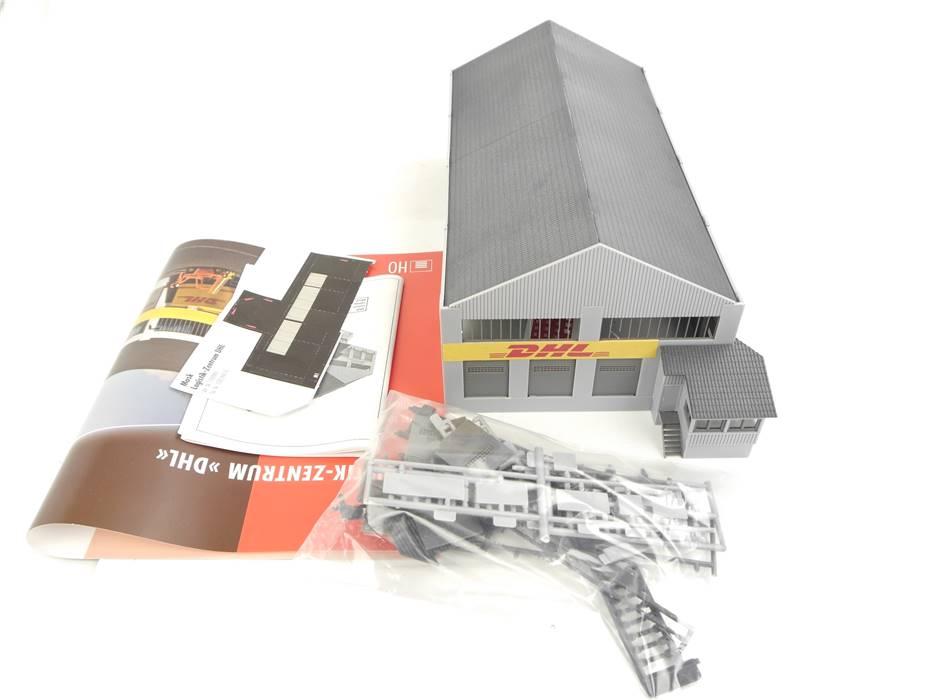 E322 Faller H0 130981 Gebäude Logistik Zentrum DHL