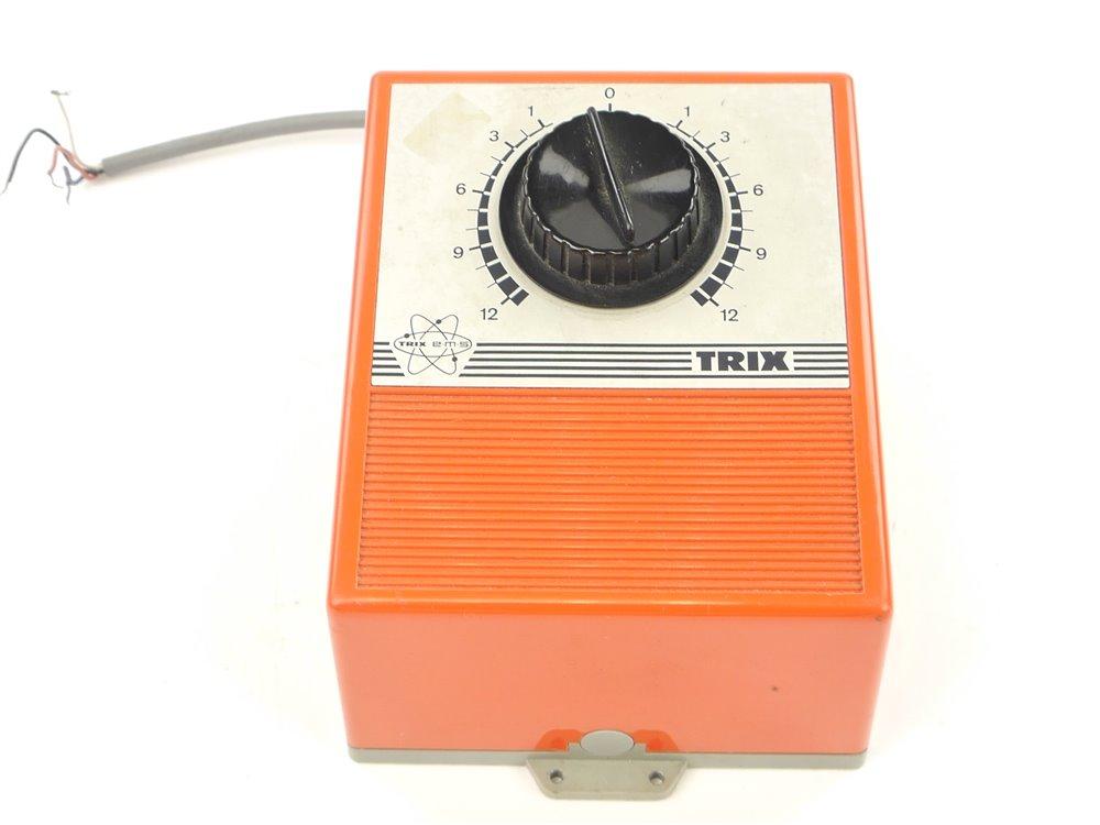 E282 Trix 56 5502 00 Steuergerät für elektron. Mehrzug-Steuerung E.M.S *Note 3*