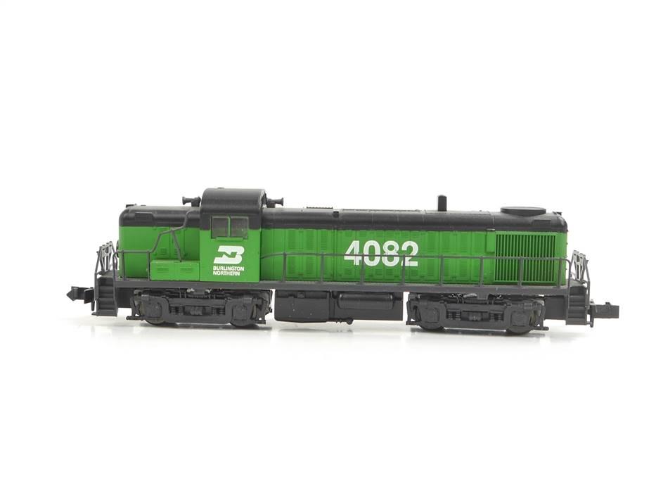 E330 Atlas N 42002 US Diesellok RS-3 BR 4082 Burlington Northern