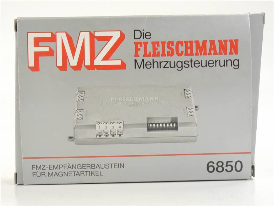 E330 Fleischmann 6850 Steuerung FMZ Empfängerbaustein für Magnetartikel