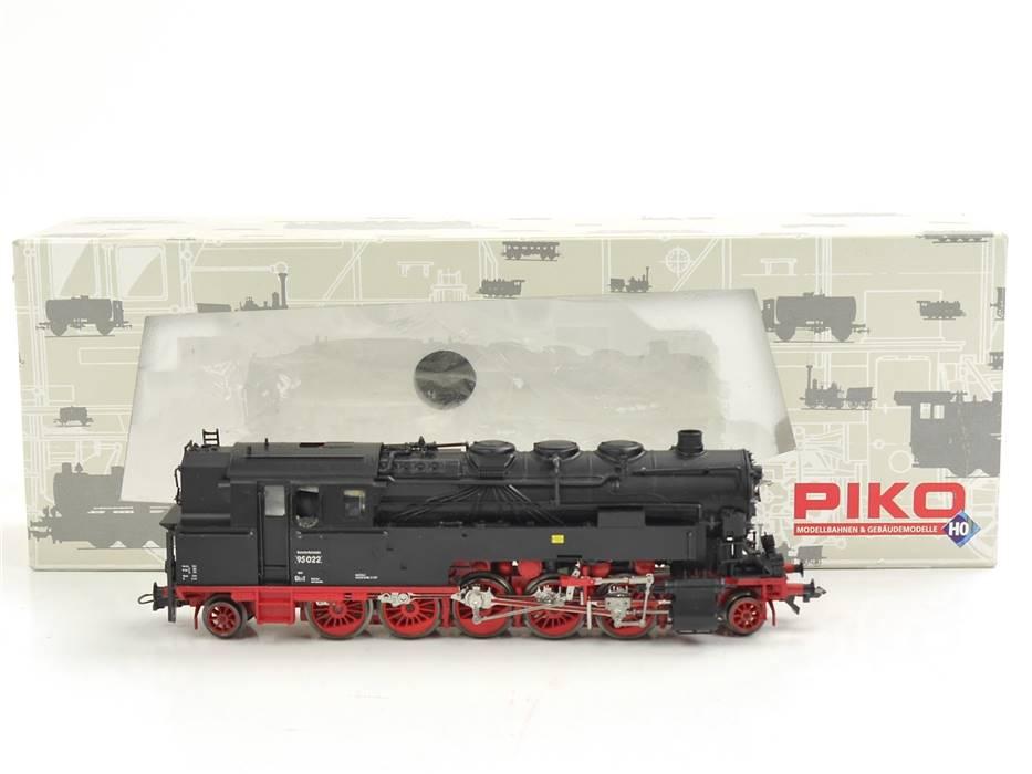 E337 Piko H0 50130 Dampflok Tenderlok BR 95 022 DR / NEM DSS DCC Digital