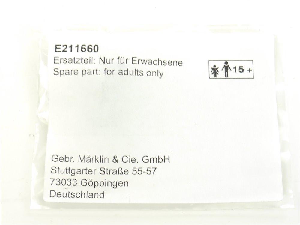 E278 Märklin H0 E211660 Ersatzteil 2-tlg. Kupplung für BR V200 220/221 *WIE NEU*