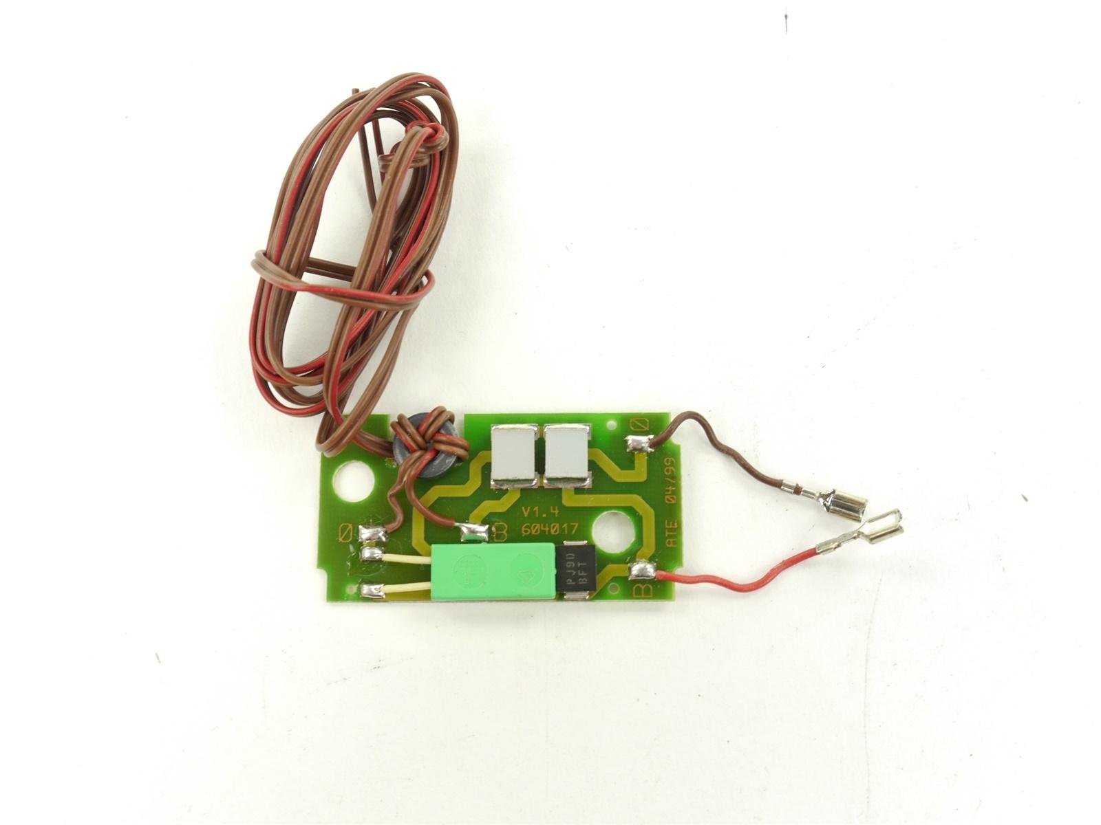 E25Y94s Märklin H0 Entstörkondensator für C-Gleis