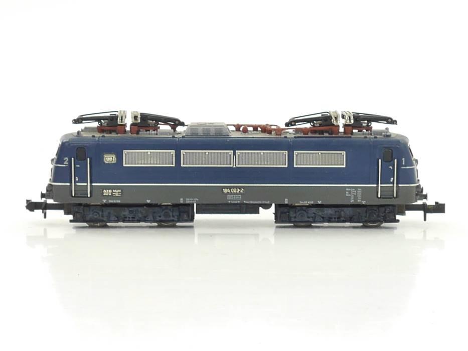 E320 Minitrix N 2938 Elektrolok E-Lok BR 184 003-2 DB